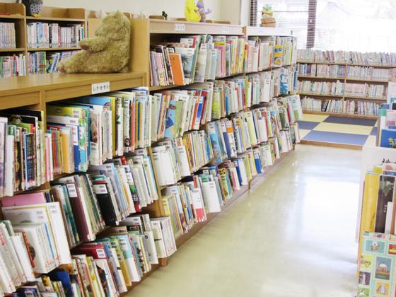 坂城町立図書館 | 上田地域図書館情報ネットワーク